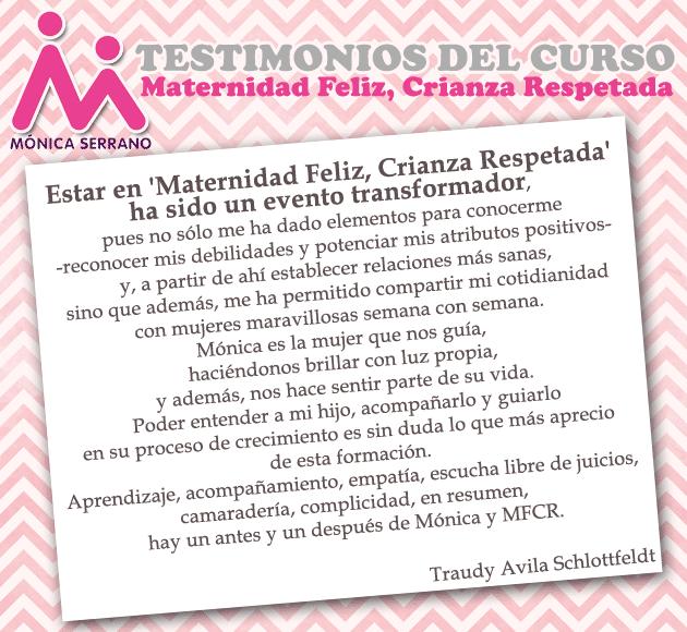 CARTEL FB - TESTIMONIOS - Monica Serrano 3
