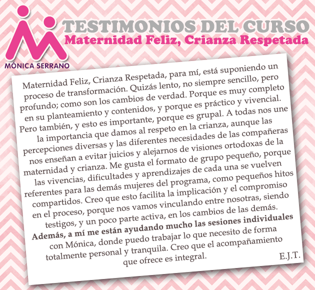 CARTEL FB - TESTIMONIOS - Monica Serrano 6