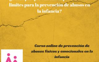 ¿Sabes por qué son tan importantes los limites para la prevención de abusos en la infancia-